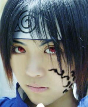 Sasuke cosplay ^^