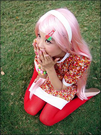 kawai Miwako cosplay ^^