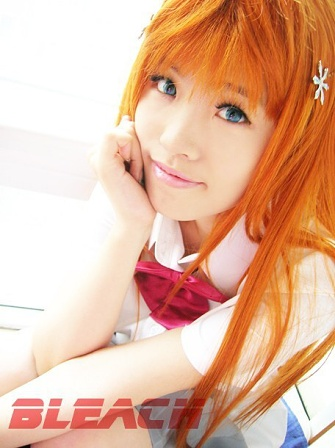 Orihime cosplay ^^