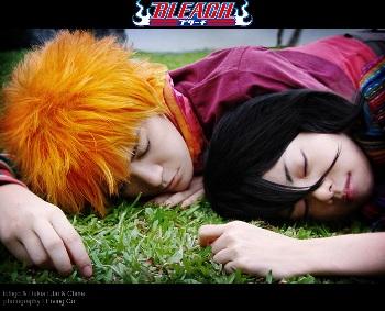 Bleach__I_Want_You_To_Know(Ichigo a Rukia)