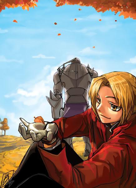 Edvard a Alfons