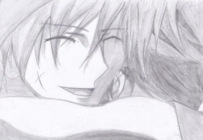 Mikage and Teita